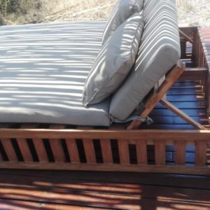 custom sun bed