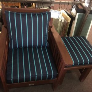 Morris cushions