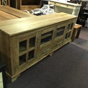 solid wood plasma stand
