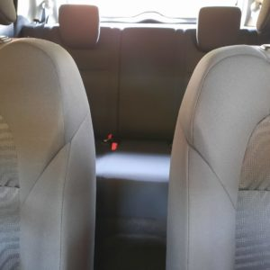 car seat upholstery