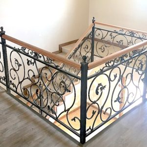 balustades for staircases and balconies