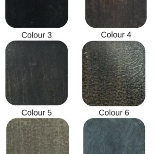 Color options for balustrades